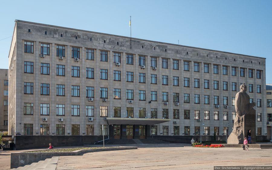 12 листопада відбудеться перша сесія обласної ради VII скликання