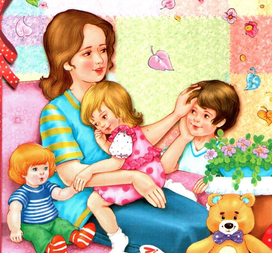 Унашій країні сьогодні особливий день— День матері